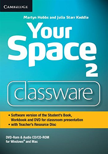 Your Space 2 Classware DVD-ROM with Teacher's Resource Disc