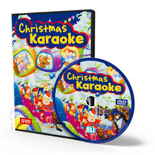 Christmas karaoke with DVD