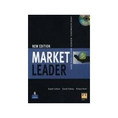 New Market Leader Upper-Intermediate Coursebook with Multi-ROM