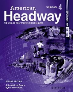 American Headway Second Edition 4 Workbook