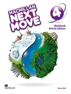 Next Move (Macmillan) Level 4 Workbook