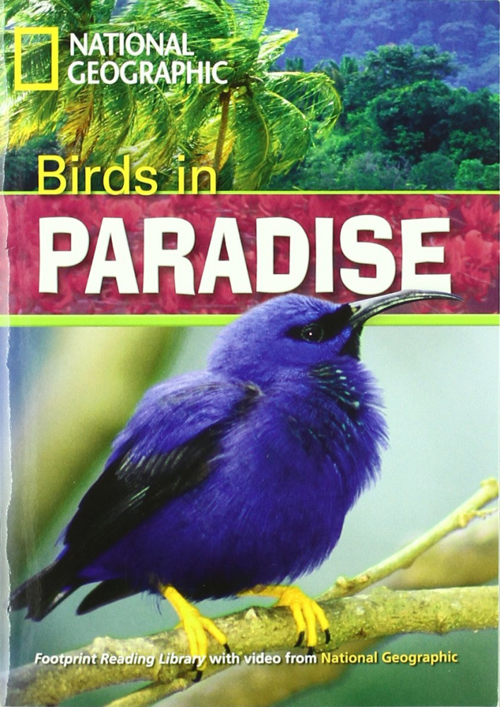 Fotoprint Reading Library B1 Birds in Paradise with CD-ROM