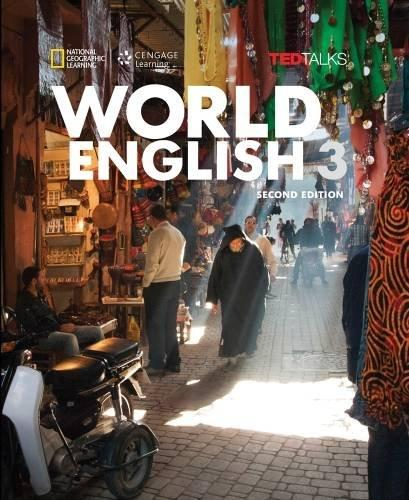 World English Second Edition 3 Student Book with CD-ROM