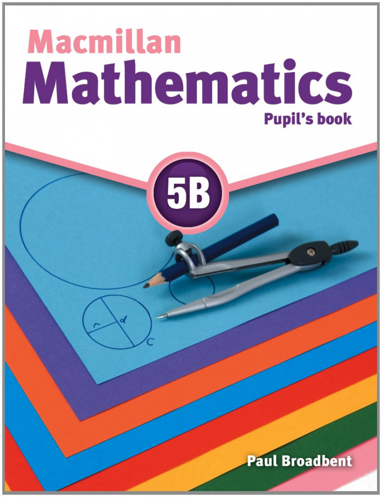 Macmillan Mathematics 5B Pupil's Book