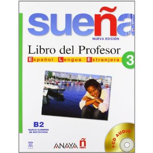 Suena 3. Libro del Profesor + 2 CD Audio