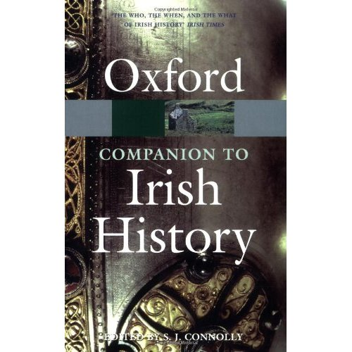 The Oxford Companion to Irish History (Oxford Paperback Reference)