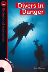 Robin Readers Level 1 Divers in Danger