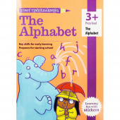 3+ The Alphabet (Essential Workbooks FTL Extra)