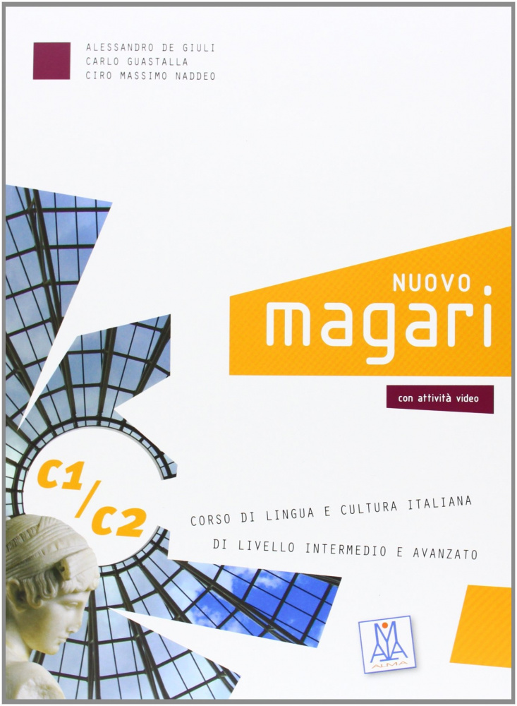 Nuovo Magari C1/C2 - Libro di Classe + 2 CD audio