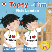 Ladybird: Topsy and Tim: Visit London  (PB)