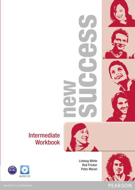 New Success Intermediate Workbook with Audio CD