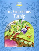 Classic Tales Second Edition: Level 1: The Enormous Turnip with MP3 download