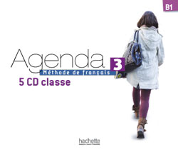 Agenda 3 - CD audio classe (x5) (Лицензия)