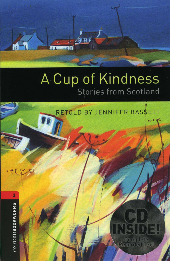 OBL 3: A Cup of Kindness: Stories from Scotland Audio CD Pack