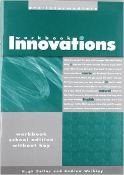 Innovations Pre-Intermediate  Workbook without key