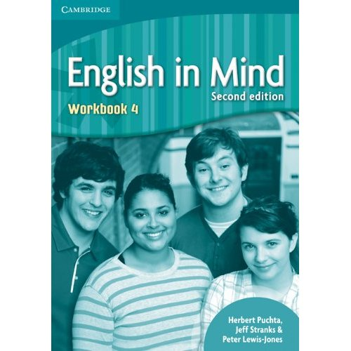 English in Mind (Second Edition) 4 Workbook
