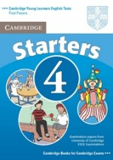 Cambridge Young Learners English Tests (Second Edition) Starters 4 Student's Book