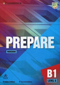 Prepare 2nd Edition 5 Workbook with Audio Download