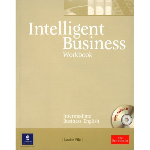 Intelligent Business Intermediate Workbook with Audio CD