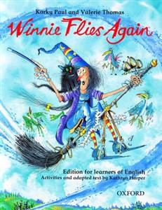 Winnie Flies Again: Storybook with Activity Booklet (Paperback)