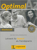 Optimal: A2 Arbeitsbuch mit Audio-CD