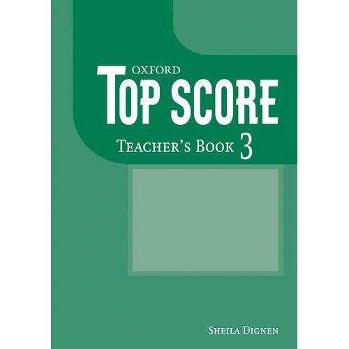 Top Score 3 Teacher's Book