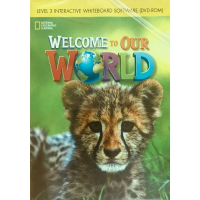 Welcome to Our World 3 iWB CD-ROM