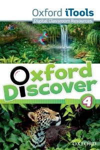 Oxford Discover 4  iTools: DVD-ROM