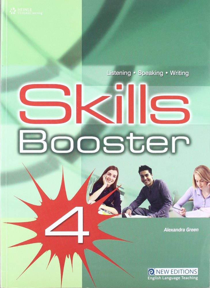 Skills Booster 4 Intermediate Student Book