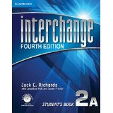 Interchange Fourth Edition 2 Student's Book A with Self-study DVD-ROM