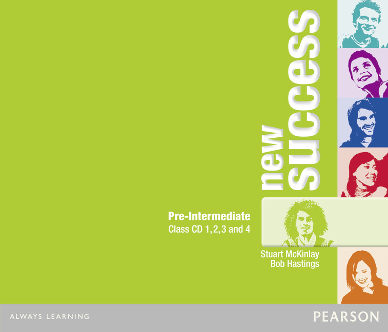 New Success Pre-Intermediate Class Audio CD