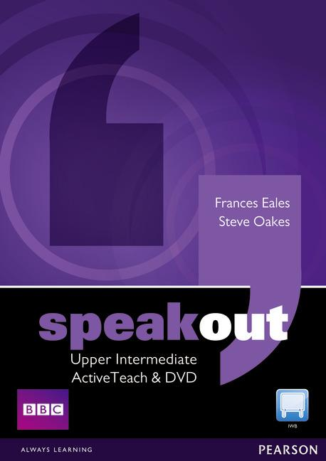 Speakout Upper-Intermediate Active Teach & DVD