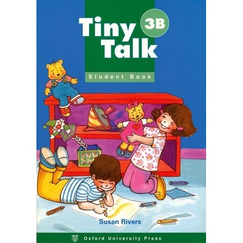 Tiny Talk 3 Student Book (B)