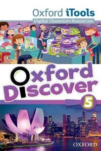 Oxford Discover 5  iTools: DVD-ROM