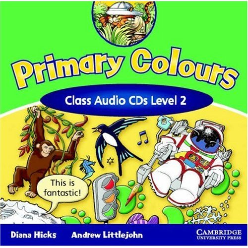 Primary Colours 2 Class Audio CDs (2) (Лицензия)