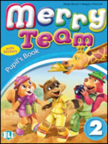 Merry Team 2 Pupil's Book