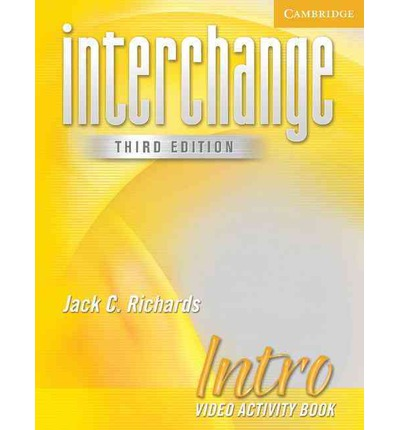 Interchange Third Edition Intro Video Activity Book