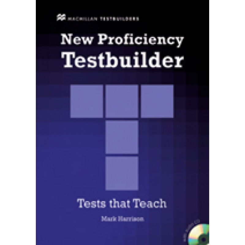 New Proficiency Testbuilder: Student's Book with key + Audio CD Pack