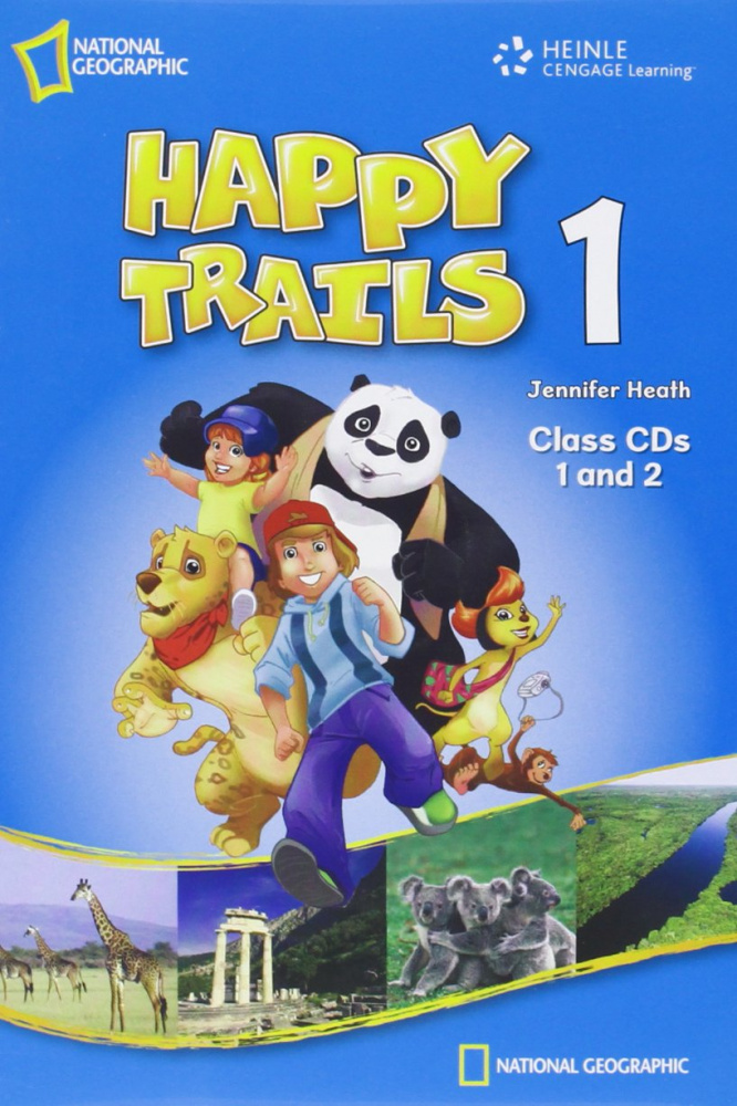 Happy Trails 1 Class CD (2)