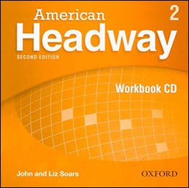 American Headway Second Edition 2 Workbook Audio CD