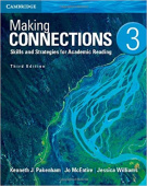 Making Connections Third Edition 3 Student's Book: Skills and Strategies for Academic Reading