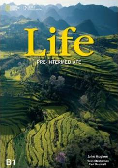 Life Pre-Intermediate Students Book with DVD