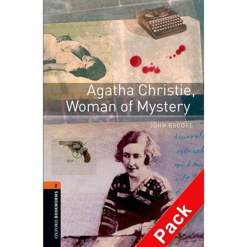 OBL 2: Agatha Christie, Woman of Mystery Audio CD Pack
