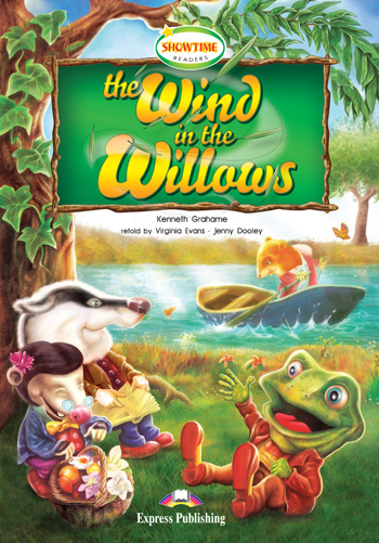 Showtime Readers Level 3 The Wind in the Willows