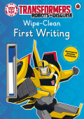 Ladybird: Transformers: Robots in Disguise - First Writing