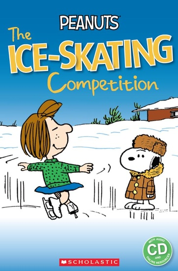 Level 3: The Ice-skating Competition + Audio CD