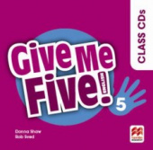 Give Me Five! 5 Audio CDs