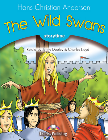 Stage 1 - The Wild Swans Audio CD
