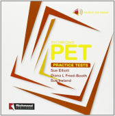 Richmond PET Practice Audio CD