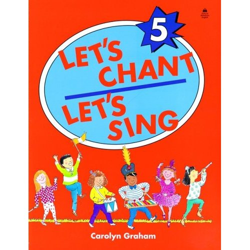 Let's Chant, Let's Sing 5 Student Book